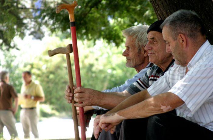 Увеличение пенсионного возраста состоялось в Албании