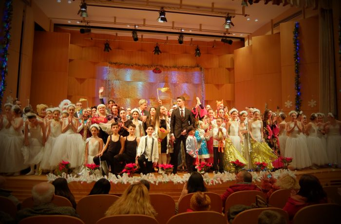 В Албании прошел концерт «Русская зима»