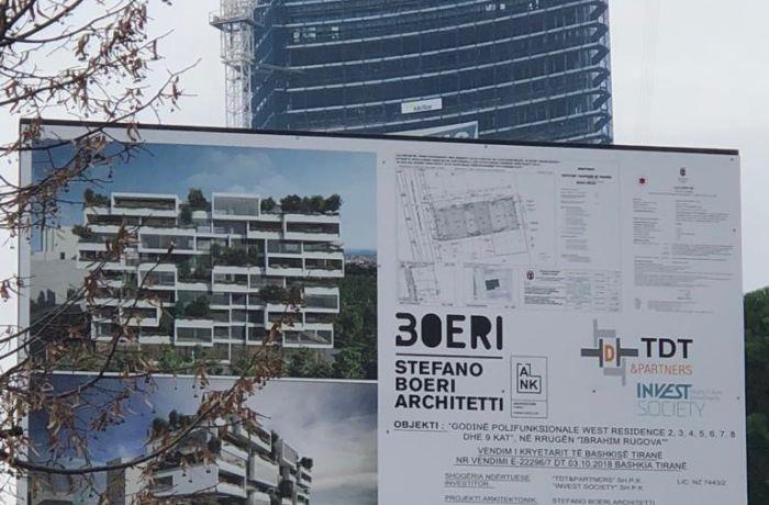 WEST Residence - Элитная столичная недвижимость в Албании