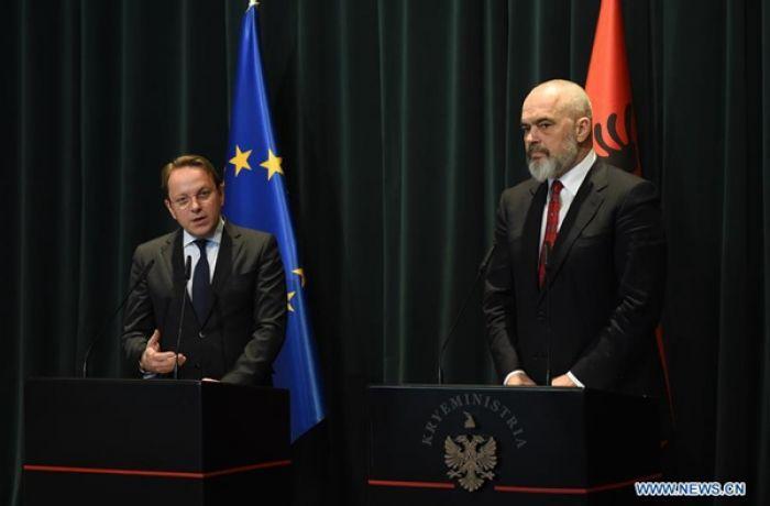 Переговоры о членстве Албании в ЕС должны стартовать до мая 2020 года