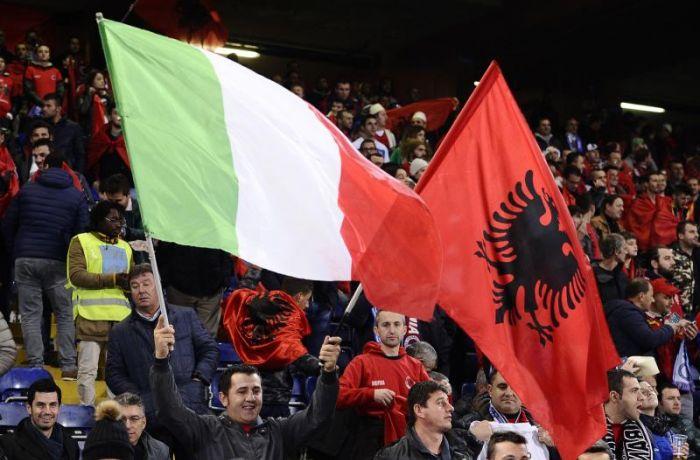 Билеты на футбольный матч между сборной Албании и Италии в продаже с 6 февраля
