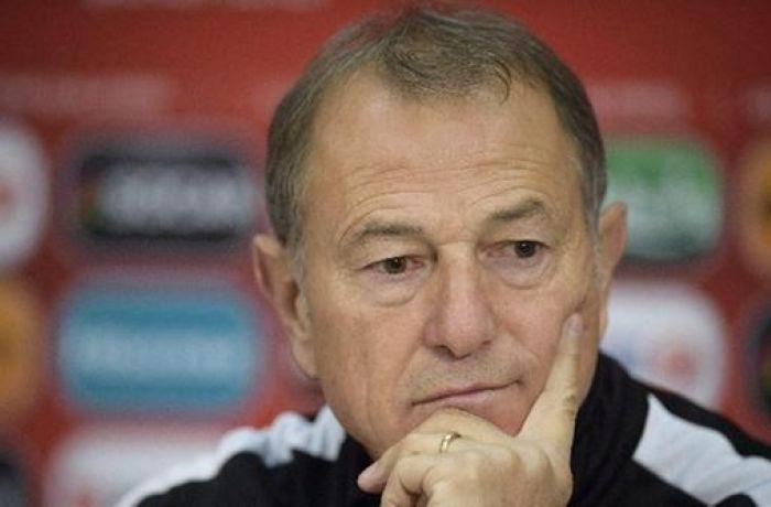 Тренер сборной Албании по футболу стал обладателем Ордена Звезды Италии