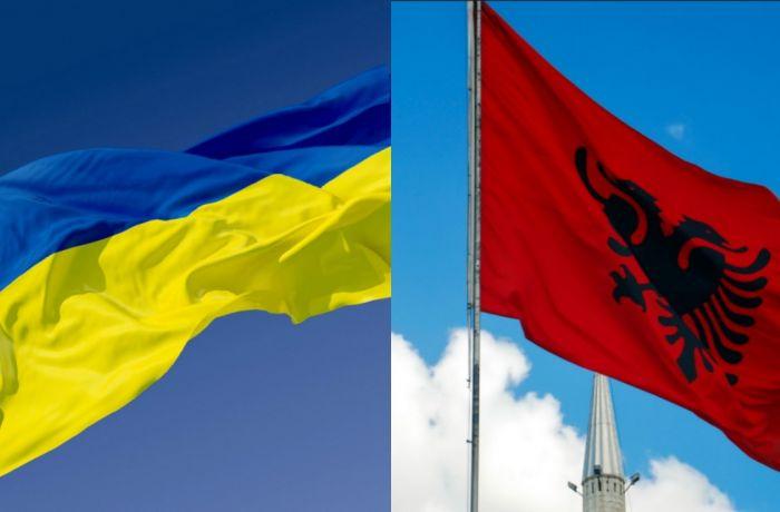 Главы МИДов Украины и Албания обсудили соглашение о свободной торговле