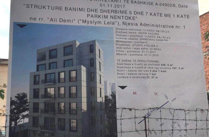 Недвижимость в Албании 2018 – Квартира в новом ЖК на улице Али Деми