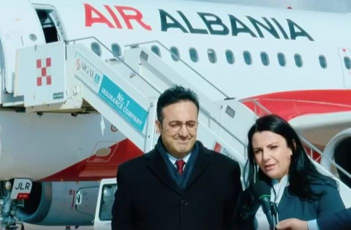 Официально: авиакомпании Air Albania быть!