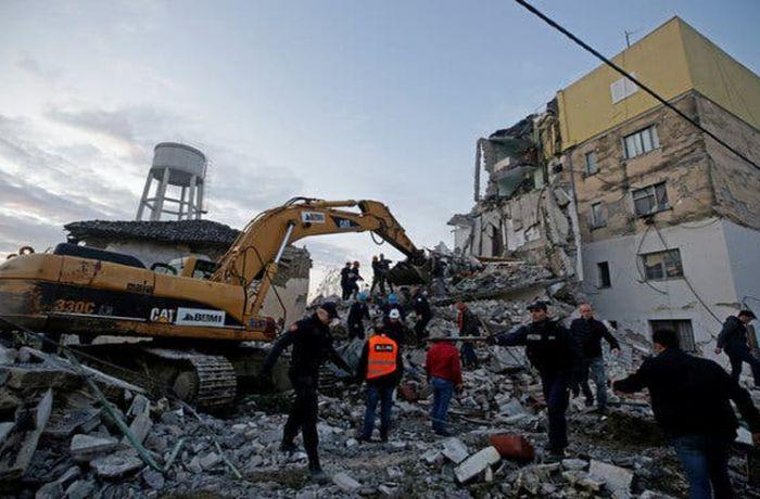 Албании нужно €1,08 млрд. для восстановления после ноябрьского землетрясения