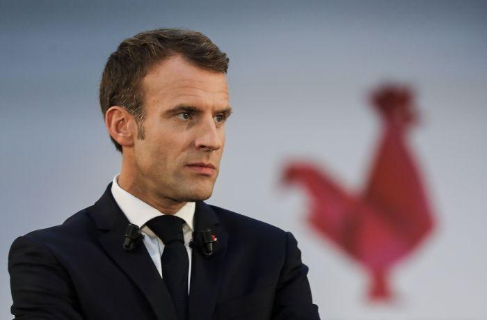 Макрон одобрил начало переговоров о вступлении Албании в ЕС