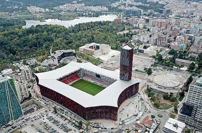 Отборочный матч ЧМ по футболу между Великобританией и Албанией пройдет по плану