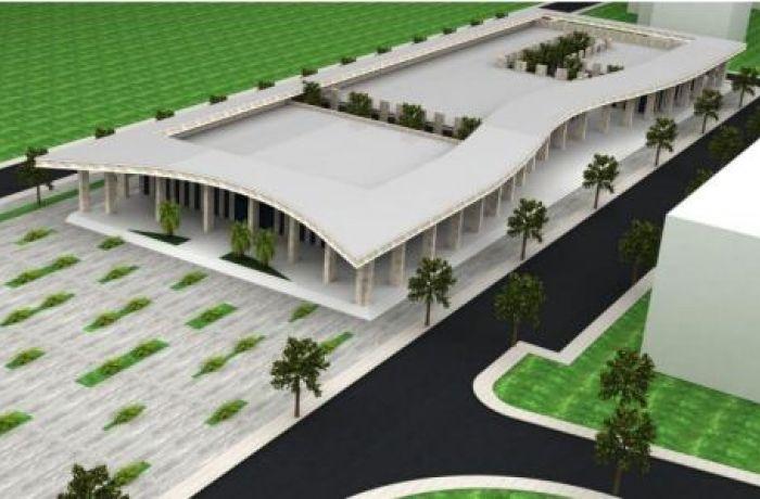 Atrium-Center в городе Тумана