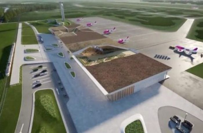 Аэропорт Кукес - фото