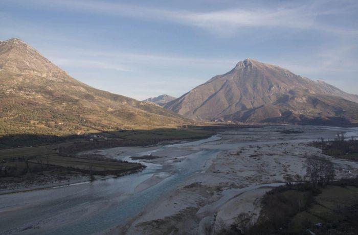Долина реки Вьоса в Албании может стать национальным парком