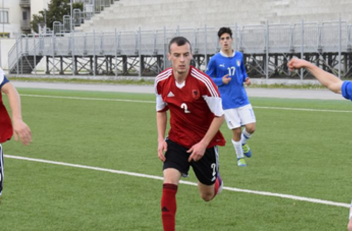 Молодежная футбольная сборная Албании обыграла итальянцев со счетом 4-2