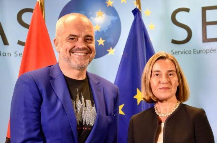 Могерини: евроинтеграция Албании - не одолжение, это нужно Европе