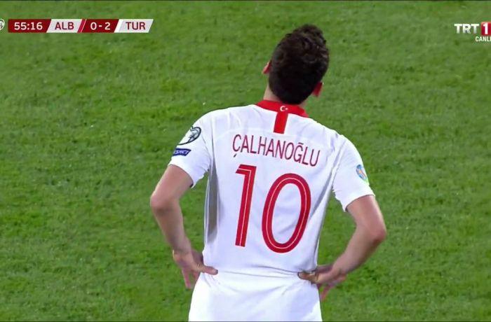 Евро-2020: сборная Албании уступила команде Турции