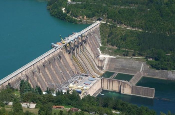 На 89% выросло производство электроэнергии в Албании в 2018 году