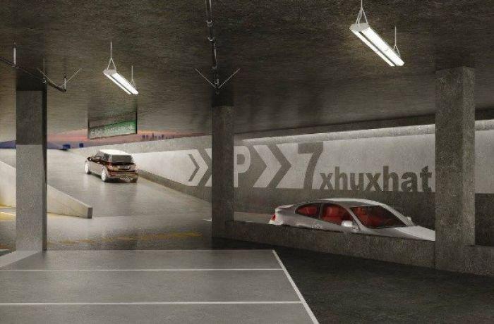 В столице Албании появится еще одна крупная подземная парковка