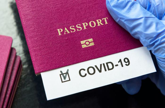 """""""Паспорт здоровья"""" для вакцинировавшихся от COVID-19 введет Албания"""