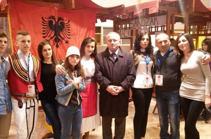 Чем албанские кулинары заинтересовали гурманов из Словении?