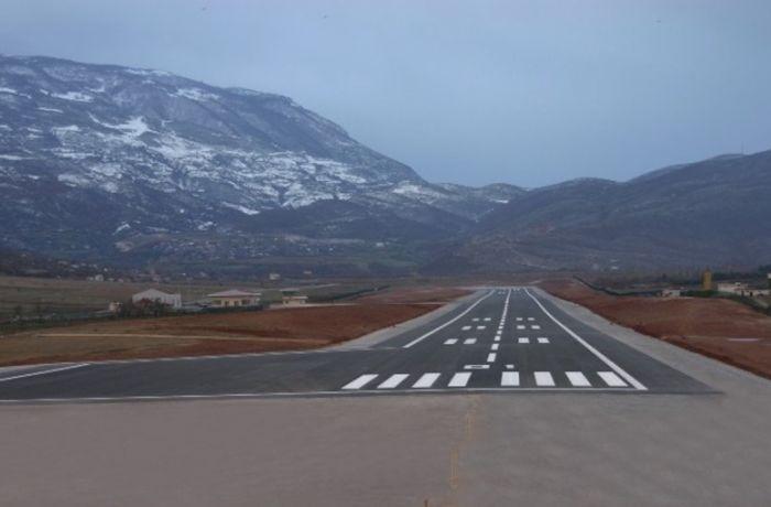 Второй аэропорт Албании откроется осенью 2018 года