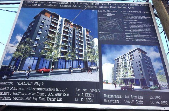 Столичная недвижимость в Албании от 2B & Construction Group