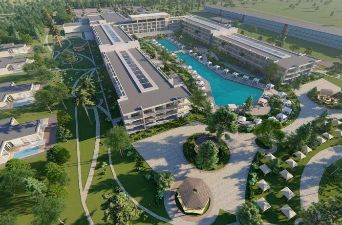 Meliá Hotels International построит курорт в албанском Дурресе