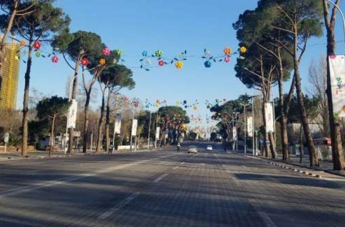 После пандемии в столице Албании будут проводиться выходные без автомобилей