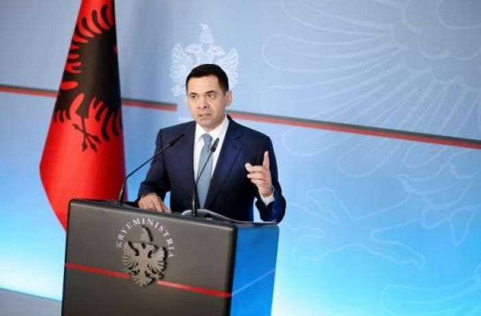 government and economics of albania
