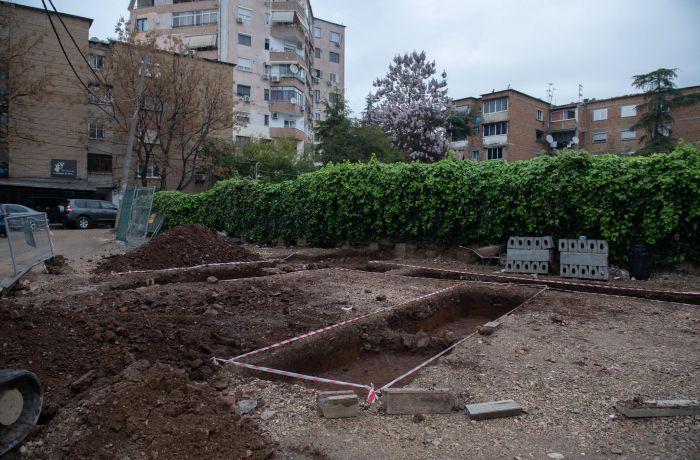 Римская вилла III века найдена в Тиране