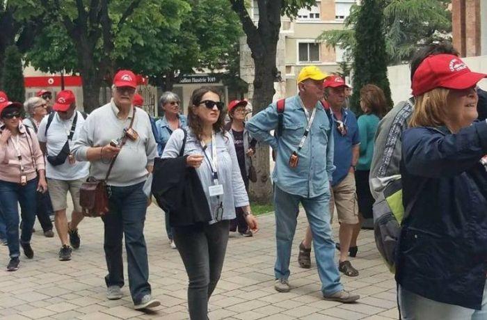 Туристические расходы составляют около 15 процентов ВВП Албании