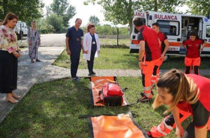 Отдых в Албании 2019: туристов будут обслуживать 28 постов медпомощи