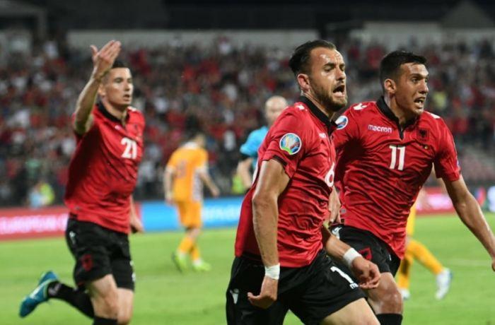 Евро-2020: сборная Албании победила команду Молдовы