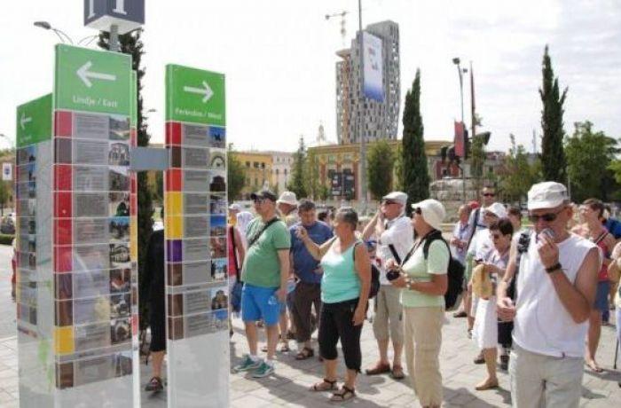 Отдых в Албании 2019: иностранцы потратили 348 млн. евро в 1 квартале