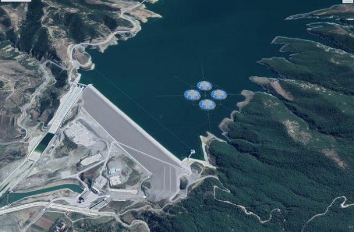 Строительство плавучей солнечной электростанции в Албании стартует в конце июня