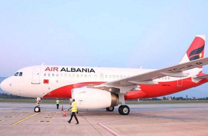 Долететь до Албании с 22 июня можно будет на борту лайнера Air Albania