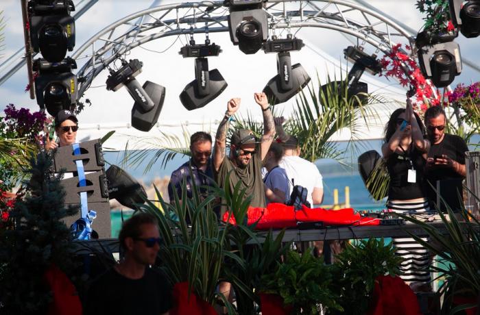 В Албании прошел музыкальный фестиваль Unum