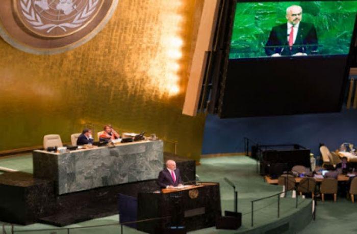 Албания впервые попала в Совет Безопасности ООН