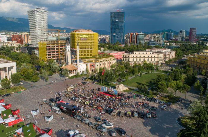 Ралли Албании 2021 закончилось, названы победители