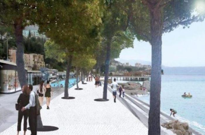 Какой будет набережная Lungomares на курорте Влера после завершения строительства