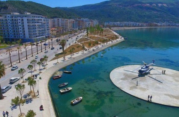 Албания ищет подрядчиков для строительства набережной Lungomare во Влёре