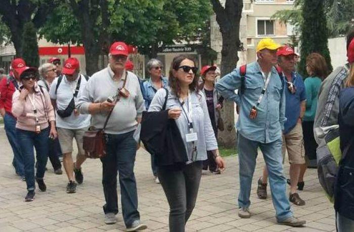 Албания вторая в регионе по количеству туристов на душу населения