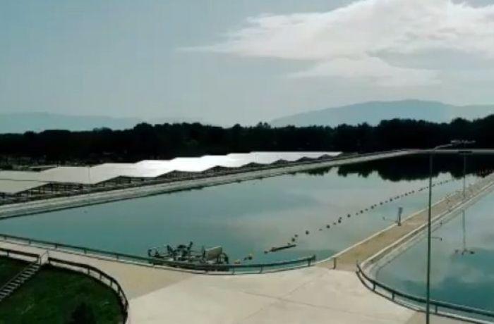 Албанский курорт Влёра получил современную установку очистки воды