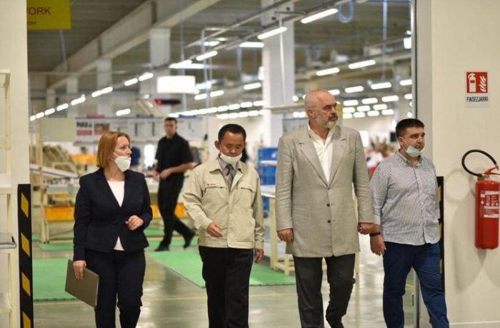 Южнокорейский производитель автоэлектроники Yura открывает завод в Албании
