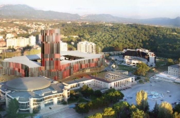 Торговый центр Arena Center скоро откроется в столице Албании
