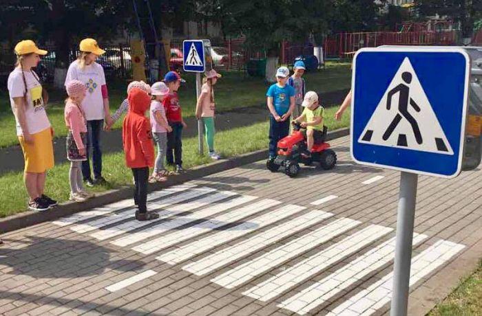 В столице Албании появится парк для обучения детей правилам передвижения по улицам