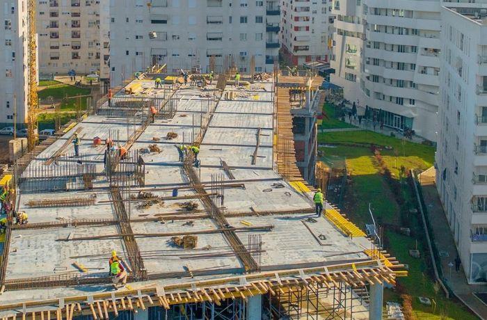 Экономический рост в Албании ускоряется за счет строительства