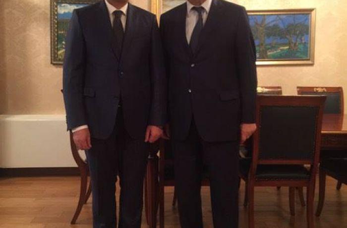 Посол РФ в Албании встретился с генеральным прокурором балканской страны