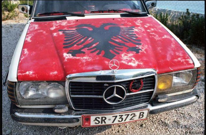 Албания вводит запрет на импорт автомобилей старше 10 лет