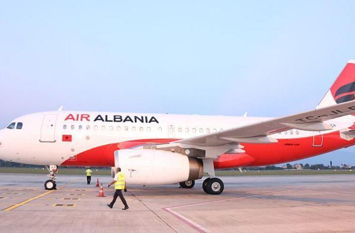 Добраться до Албании на борту Air Albania можно будет уже в эти выходные
