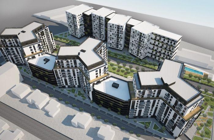 Недвижимость в Албании 2019: Garden Residence Turdiu