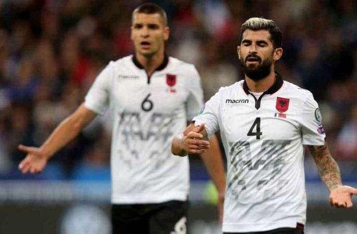 Евро-2020: организаторы матча на Стад де Франс перепутали Албанию с Андоррой и Арменией